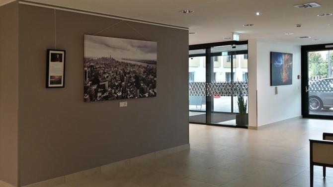 Ausstellung Altersheim